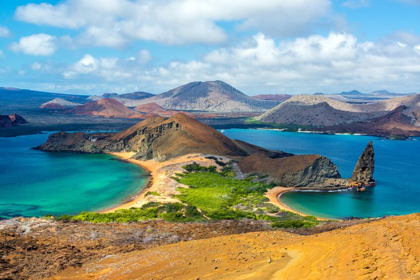 Galápagos-Inseln, Ecuador