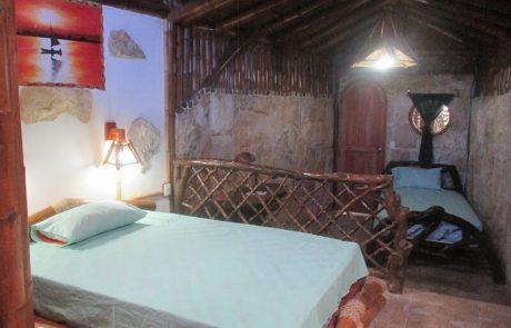 Triple room Hacienda El Dorado, Ecuador