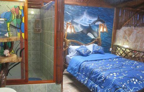 Double room Hacienda El Dorado Ecuador