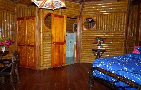 Double room tower, Hacienda El Dorado Ecuador
