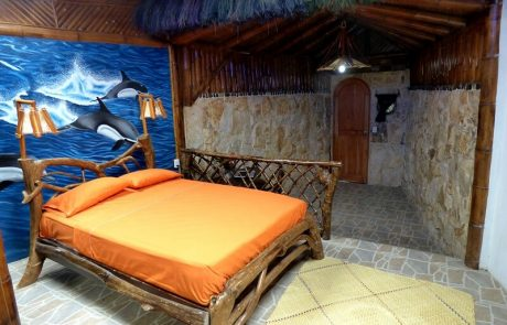 Double room main house hacienda-eldorado.com Ecuador