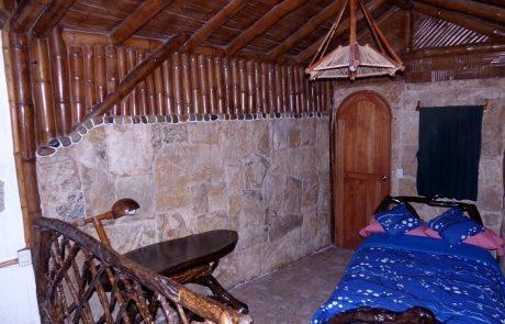 Triple room Hacienda El Dorado Ecuador