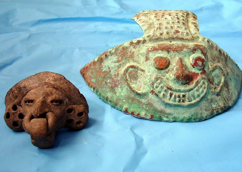 Figures of the Valdivia civilization, Ecuador